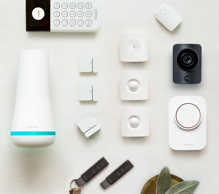 the simplisafe bamburgh