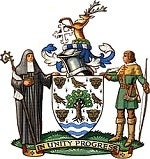 Redbridge Ilford Coat Of Arms