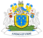Stockport Coat Of Arms