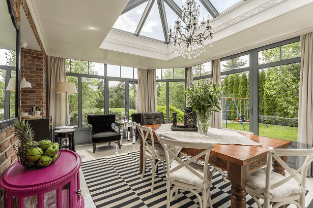 best conservatory roof material