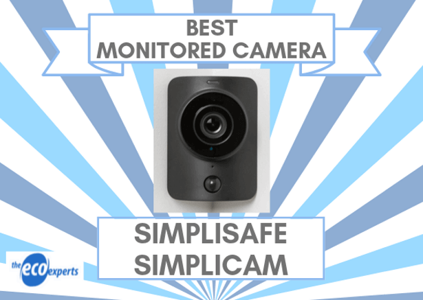 the best monitored home security camera of 2019