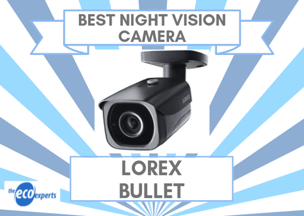 the best night vision home security camera in 2019