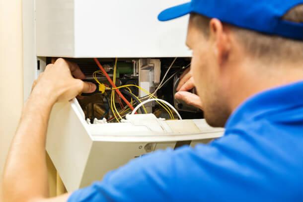 installing a combi boiler