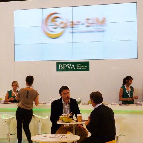 BPVA stand