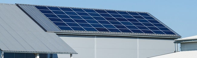 Commercial Solar Panel System