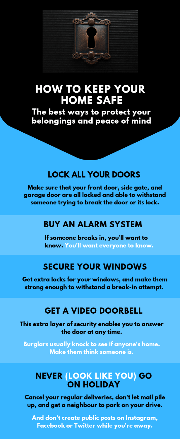home security tips 2019