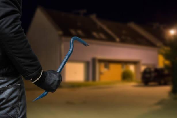 how to deter burglars
