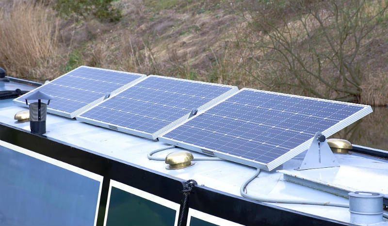 Marine Solar Panels Compare Solar Panels For Boats