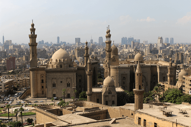 Cairo the most polluted city in the world