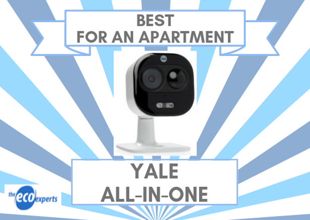 best outdoor camera of 2019 for apartments