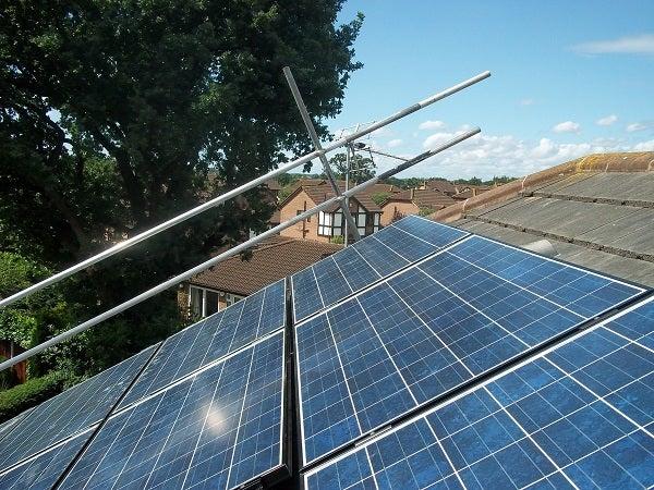 2.45kW Solar PV Panel System