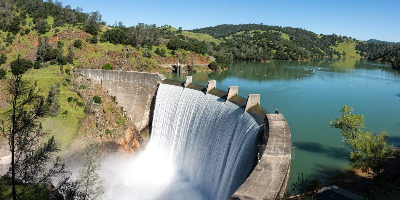 Hydro power is an important part of the world's renewable energy output