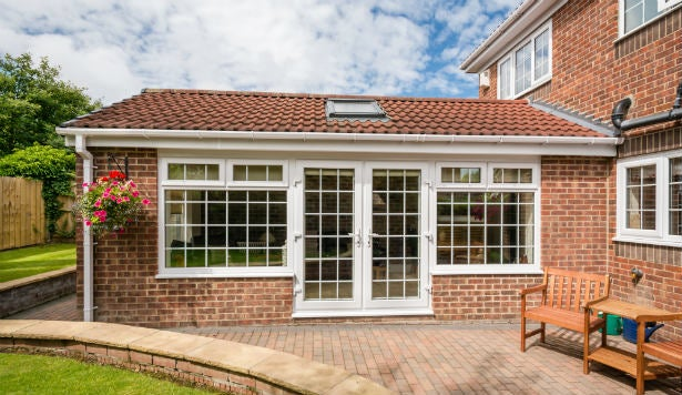 solid conservatory roofing