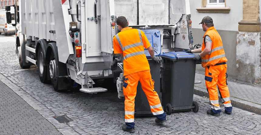 trade waste management companies