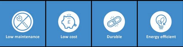 uPVC double glazing benefits