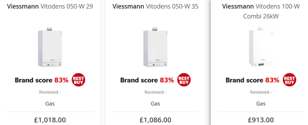 viessmann boiler reviews