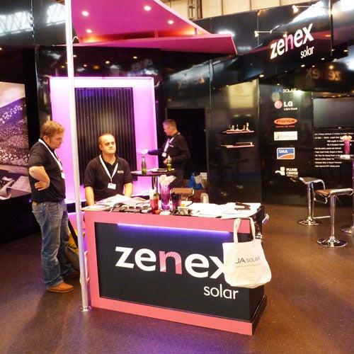Zenex stand