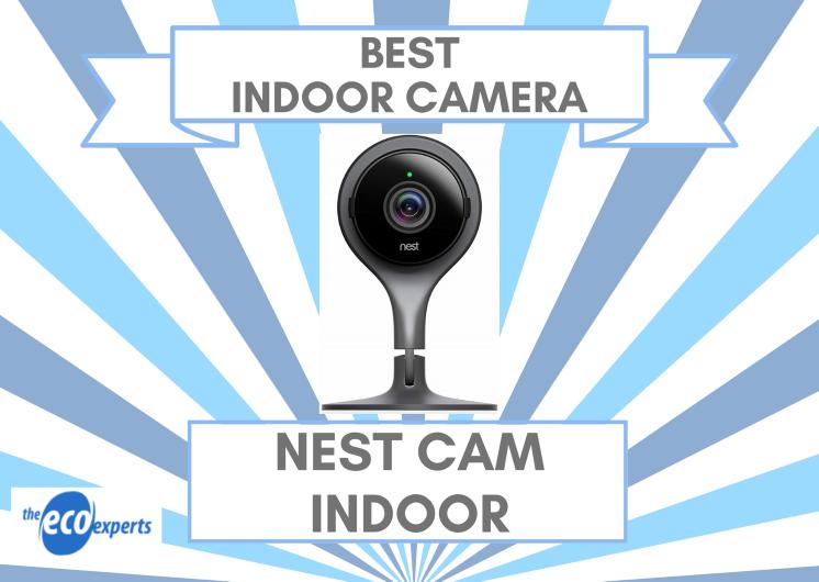 The best indoor smart camera, the Nest Cam Indoor