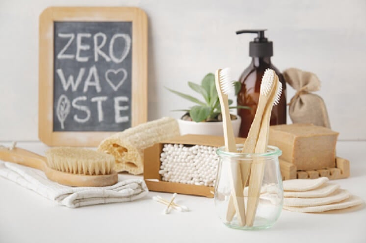 Eco-friendly bathroom supplies