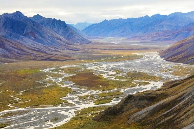 Brooks Range, Arctic National Wildlife Refuge